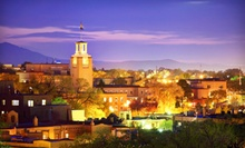 One-Night Stay at Luxx Plaza Hotel in Santa Fe, NM