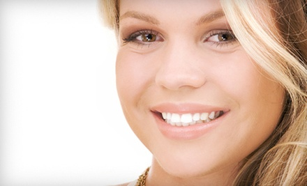One or Two VascuTouch Facial-Vein Treatments at New Body Contours (Up to 64% Off)