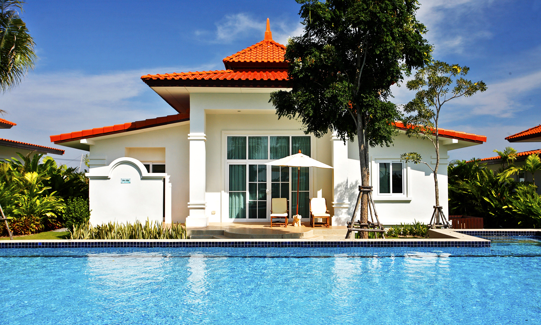 Hillside Pool Villa in Hua Hin 3