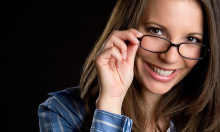 $59 for Eye Exam and $175 Worth of Eyeglasses at Derickson Vision Consultants ($300 Value)