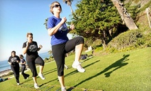 One Month of Unlimited Outdoor Boot-Camp Classes for One or Two from OC Fitness Boot Camp (Up to 87% Off)