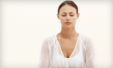 Two or Four 60-Minute Hypnotherapy Sessions at Nautilus Life Center (Up to 76% Off)