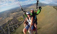 Tandem Paragliding with DVD for One or Two from Cloud 9 Paragliding School (Up to 52% Off)