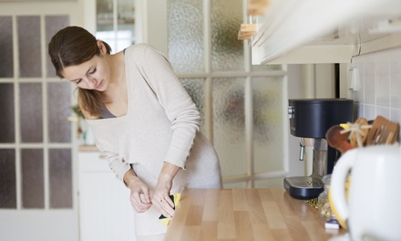 Housecleaning for Up to 1,500, 2,500, or 4,000 Square Feet from Real Touch Cleaning Services (Up to 56% Off)