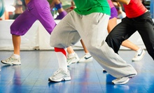 $29 for Five Zumba Classes at A.M. Fitness Groove ($75 Value)