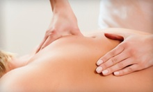 One or Three 60-Minute Custom Bodywork Massages at Power Massage (57% Off)