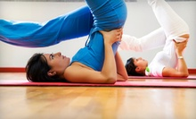 $25 for 25 Yoga Classes at Yoga on Yamhill (Up to $250 Value)