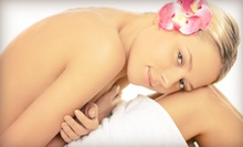 Spa Day for One or Two with Massages, Facial, and Body Polish at Wax Bar & Skin Care Lounge: Miami (Up to 62% Off)