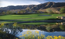 Golf with Cart, Range Balls, and Gold Cards for Two or Four from Foothills Golf Group (Up to 87% Off)