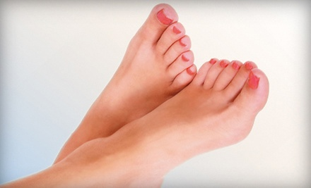 One or Three Ionic Foot-Detox Treatments at Holistic Health Solutions (Up to 57% Off)