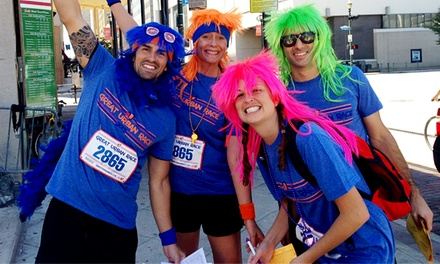 Entry for a Team of Two, Three, or Four to Great Urban Race on April 26 (Up to 55% Off)