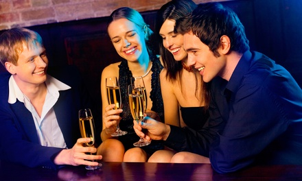 Sinatra Saturdays Plus a Bottle of Prosecco for Two at The Carnegie Club (Up to 50% Off)