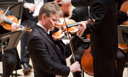 "Chicago Philharmonic Orchestra Presents ""Bernstein and Schubert"" at Pick-Staiger Hall on Friday, May 24 (Up to Half Off)"