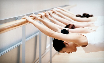 5 or 10 Barre, Burlesque, or Flexibility Fitness Classes at Fembody Fitness (Up to 81% Off)