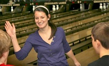 Two-Hour Bowling Party for Up to Six at Crossgate Lanes, Stone Lanes, or Eastgate Lanes (Up to Half Off)