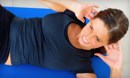 One- or Three-Month Women's Gym Membership to The Oasis Club & Spa (Up to 67% Off)