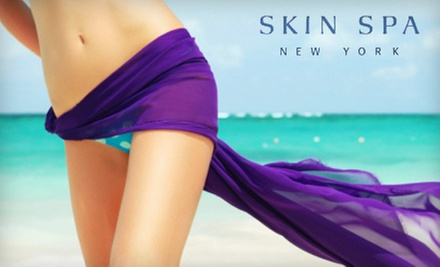 Six or Nine Zerona Laser Body-Sculpting Treatments at Skin Spa (Up to 75% Off)