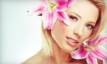 One or Three Microcurrent Face-Lifts at Beneath The Surface Spa (Up to 63% Off)