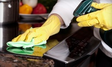 $65 for Two Hours of Deep Cleaning for the Home or Office from Tabby Cleaning Services ($140 Value)