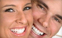 Regular Teeth Whitening Treatment or Express Teeth-Whitening Touchup at Magic Smile (Up to 67% Off)