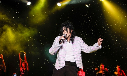 MJ Live: A Michael Jackson Tribute for One or Two at Crown Theater at Rio Las Vegas Through May 31 (Up to 58% Off)