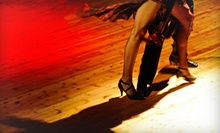 $69 for Ballroom-Dance Lesson Package for One or Two People at TC Dance Club International (Up to $360 Value)