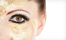 "$99 for Microdermabrasion, a Collagen Treatment, a 24-Karat Magic ""Gold"" Facial, and a Body Massage ($320 Value)"