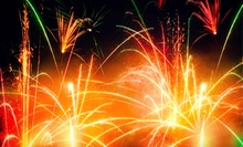 C$9 for C$23 Worth of Fireworks at Kaboom Fireworks.  Includes Complimentary Sparklers.