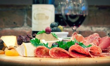Artisan Flatbreads and Small Plates at The Cellar Door (Half Off). Two Options Available.