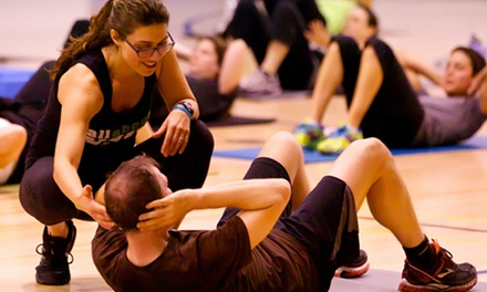 Three-Week Membership or Seven Drop-In Classes at AAY! Fitness & Nutrition (Up to 81% Off)
