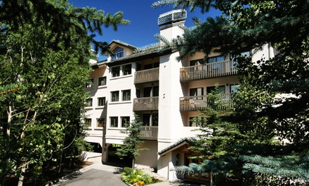 Groupon Deal: 2-Night Stay for Six in a Two-Bedroom/Two-Bathroom Condo at Townsend Place at Beaver Creek in Colorado
