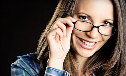 $39 for a Complete Eye Exam with $200 Toward Prescription Glasses or Sunglasses at Boss Optical ($235 Value)