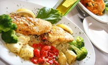$15 for $30 Worth of Italian Dinner Cuisine at La Notte Due in Darien