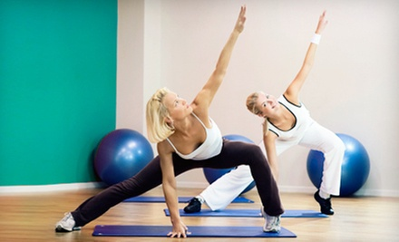 5 or 10 Group Fitness Classes or 4 Personal-Training Sessions at FITT-RX (Up to 65% Off)