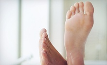 Laser Toenail-Fungus Removal for One or Both Feet at Advanced Foot and Ankle Clinics (Up to 75% Off)