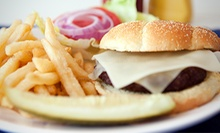 $10 for Two $10 Vouchers Good for Charbroiled Food and Drinks at Broiler Bay ($20 Value)
