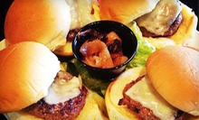 Pub Food at Paddy Whacks Irish Sports Pub (Up to 52% Off). Two Options Available.