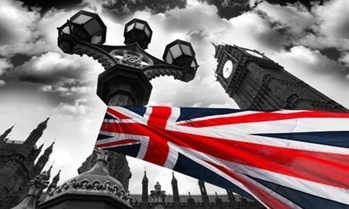 British Institutes - BRITISH INSTITUTES (PISA): Corso di inglese di 3 o 5 mesi da British Institutes con insegnanti madrelingua da 89 €