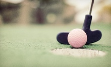 $20 for Mini Golf and Driving-Range Practice at Green Valley Golf Range in Hanover Park ($41 Value)