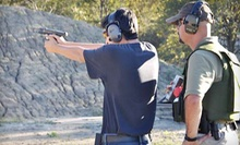 10-Hour Concealed-Handgun-License Course for One or Two at Critical Defense Group (Up to 52% Off)