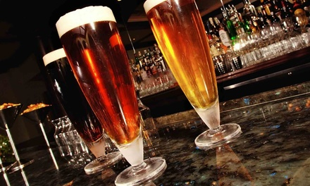Beer College Class for Two or Four with Growlers at The Bottle Shop (Up to 63% Off)