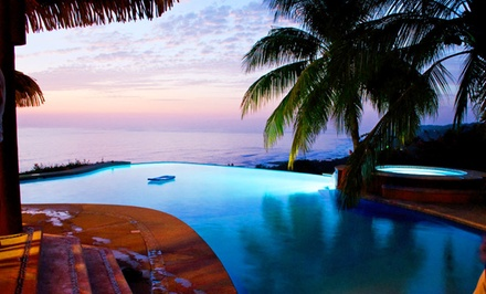 3-, 4-, or 5-Night Stay for Two with Dining and Activities Package at Hotel Vista de Olas in Puntarenas, Costa Rica