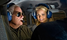 One or Two 40-Minute Airplane Flight Lessons with Ground School at Airwork Las Vegas (Up to 54% Off)