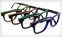 Prescription Eyewear with Optional Exam at SEE Eyewear (Up to 81% Off)