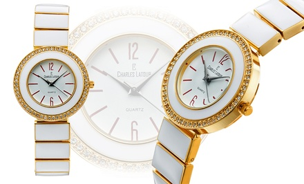 Charles Latour Stylus Women's Watch