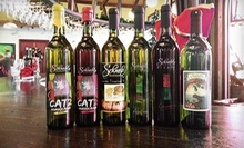 $99 for 12 Bottles of Wine and a Winery Visit for Two at Schnebly Redland's Winery &amp; Brewery (Up to $211.40 Value)
