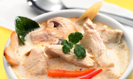 $11 for $20 Worth of Thai Food at Bangkok Cuisine Rochester