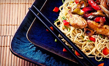 Pan-Asian Cuisine at Jesse Wong's Asean Bistro (Up to 52% Off). Two Options Available.