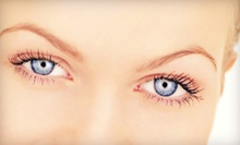 Brow Threading, Waxing, Tinting, or Lash Extensions at Diva Salon and Spa (Up to 61% Off). Three Options Available.