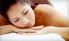 One or Three 60-Minute Massages at Organic Energetix (Up to 56% Off)